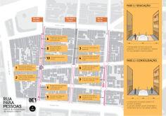 """Galeria - Resultado da oficina de desenho urbano """"Rua para as Pessoas"""", em Porto Alegre - 91"""