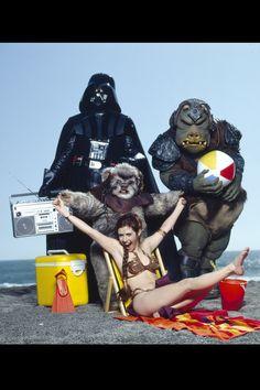 Nostalgia 'Star Wars'