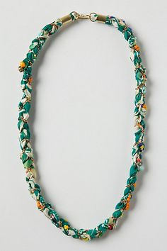 Aquaculture Necklace from anthropologie    (price is not for the faint of heart, ha!)