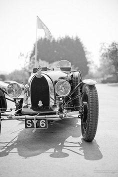Bugatti Type 37 A Gentleman's Essentials