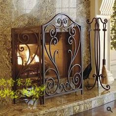 Charm New Wrought Iron ...