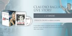 Claudio Baglioni Live Story – Acquista online
