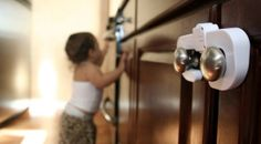 by Tara Frazier It's not always easy to keep your little ones safe around the house, but these simple baby-proofing tips can help. Better still, each one can be performed using everyday household o…