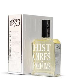 1873 Eau de Parfum by Histoires de Parfums, at Luckyscent. Hard-to-find fragrances, niche brand perfumes, and other under-the-radar luxuries.