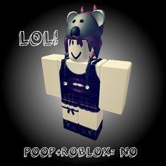 POOP+ROBLOX=NO