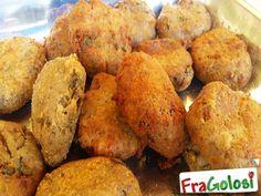 Frittelle di Melanzane - Scopri la Ricetta - Ingredienti, Preparazione passo passo e Consigli Utili per ottenere le frittelline di melanzane.