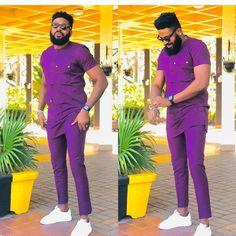 African Shirts For Men, African Dresses Men, African Clothing For Men, African Wear, African Attire, African Style, Nigerian Men Fashion, African Men Fashion, Ankara Fashion