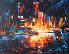 Wellington Night by Richard Ponder - a bit like the one I have!