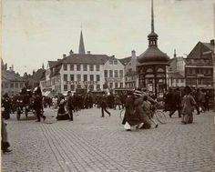 Havnepladsen 1911