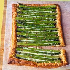 Asparagus season is right around the corner! Tuck a few of these delicious recipes away for a greener day!  Bacon Wrapped Asparagus Bundles   Asparagus Gruyere Tart   Asparagus Lasagna   Spring