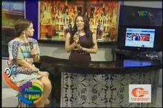 Lo ultimo en Cine con @Jatnna Marte en @DomingoyPacha @Ramses Paul #Video - Cachicha.com