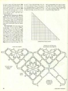 Gallery.ru / Фото #19 - Crochet Fantasy 125 1998-08 - WhiteAngel