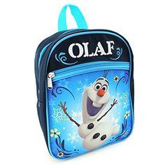 Frozen Olaf 10 inch Mini Backpack (Frozen Olaf Navy Blue) Disney Nickelodeon Marvel http://www.amazon.com/dp/B00YV21GPQ/ref=cm_sw_r_pi_dp_BkMRvb1SFRSV6