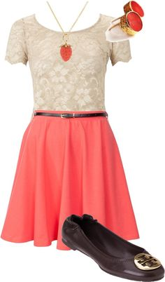 """""""vintage outfit"""" by lsiatczy on Polyvore"""