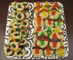 Rice Krispies Sushi >> #WorldMarket Dreaming of Desserts