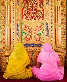 Nizamuddin shrine, Delhi, India