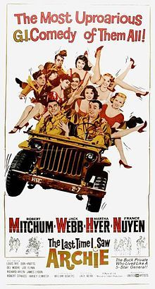 The Last Time I Saw Archie (1961 film)