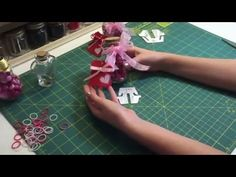 Brilliant Bowmaker - Decorated Valentines Jars - YouTube