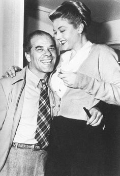 Angela Lansbury and Frank Capra on set of State of the Union