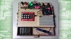 Build This Space-Saving Workstation for your DIY Electronics Projects