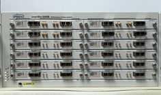 Spirent SmartBits SMB-6000B 12-Slot with FBC-3602A 12pcs, Tested, Working #spirent