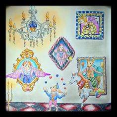 Instagram media sibatama13 - 不思議な不思議な#魔法の星。 #ふしぎな星 #大人の塗り絵 #コロリアージュ#色鉛筆#coloring #coloringforadults #coloringbook #coloriage