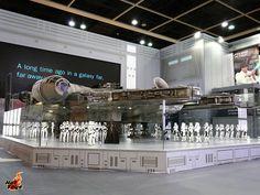 Hot Toys Star Wars Galaxy Exhibition