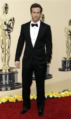 The best red-carpet tuxedo fashion l