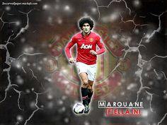 Marouane Fellaini-Manchester United