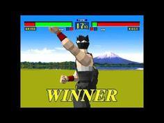 응답하라 1993 오락실[버추어파이터] 3D 시작 Virtua Fighter 버파