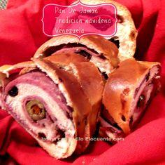 Reto comida favorita Pan de jamon en Navidad. #thaliaenvivo #hbolatino #nicheparent #ad