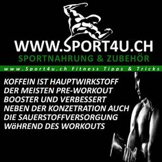 #sport4u.ch#sport4u#booster#protein#weightgainer #whey #wheyprotein #bcaa #glutamin #gym #gymtea #muskelaubau #muskeln #myprotein #sportnahrung #supplements #follow #folgen Pre Workout Booster, Tricks, Protein, Photo And Video, Memes, Videos, Movie Posters, Gym, Instagram