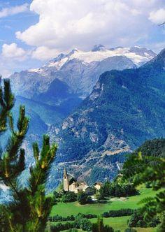 Aosta Valley, Italy.