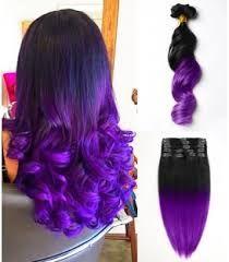 Resultado de imagen para cabellos con mechas californianas de colores