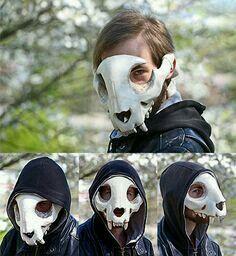 Grimm masks?