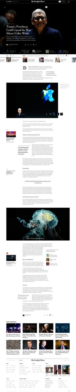 Open article 0.18 Flat Design, App Design, Interactive Websites, Mobile Design, User Interface, Editorial, Apps, Content, Graphic Design