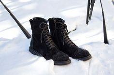 Biker Boots, Combat Boots, Army, Collection, Shoes, Fashion, Gi Joe, Moda, Zapatos