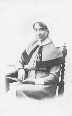 Lucy Liptrot, Staff Nurse Q.A.I.M.N.S