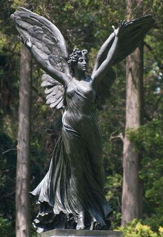 Angels ~Greenwood cemetery.NY