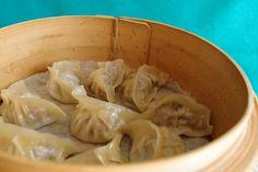 Nepali Momo (Meat Dumpling) Recipe; Apron & Heels