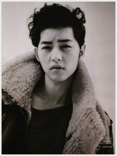 Song Joong Ki, as Goo Yong Ha, Sungkyunkwan Scandal