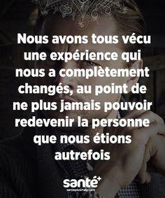 A Fleur de Mots: expérience Sad Quotes, Love Quotes, Inspirational Quotes, Deep Quotes, French Quotes, Historical Quotes, Bad Mood, Positive Attitude, Sentences