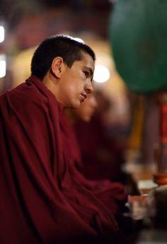 全部尺寸 | Morning Puja, Thiksey, Ladakh |  相片分享!