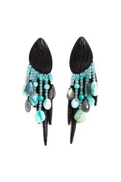 {Monies / 03 jewelry / 02 earring} Chandelier Clip On Earrings
