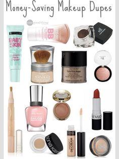 Make up supplies {#makeup}