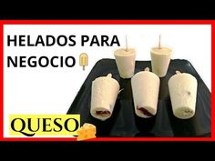 HELADOS DE QUESO CON BOCADILLO/ COMO HACER HELADOS DE QUESO CON BOCADILLO - YouTube Drinks Alcohol Recipes, Alcoholic Drinks, Colombian Food, Ice Pops, Drip Cakes, How To Make Cheese, Sin Gluten, Popsicles, Queso