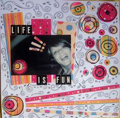 Life is Fun! - do comecinho do Free Style! :)