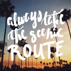 Some good advice for this beautiful day! #scenicroute #roadtripquotes #inspirationalquotes #motivationalquotes #travelinspiration #travelquotes