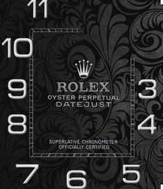 Apple Watch Face - Rolex. rolex