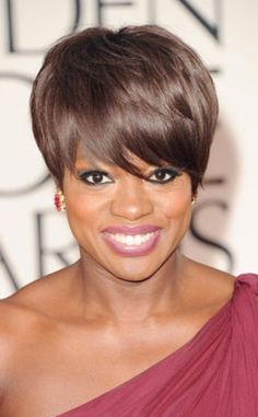 Great colors on The Help's Viola Davis